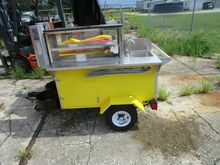 2009 Dream Maker Hot Dog Cart #