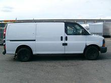 2006 Chevy 3500 Express Cargo V