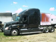 2009 Freightliner Cascadia Slpr