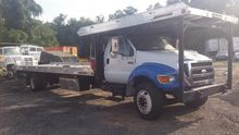 2009 Ford F750 SD XLT 4 Car Hau