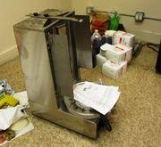 Star-Max Verticle Gas Broiler #