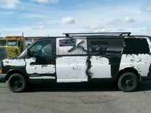 2003 GMC Cargo Van 6.0L V8 #610