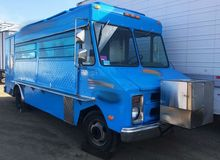 1984 Concession Truck W/Updated