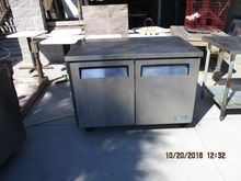 Turbo Air Under Counter Freezer