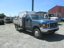 1999 Ford F550 Dually Flatbed D