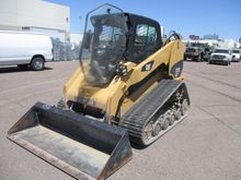 2008 Cat 277C Track Skid Steer