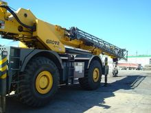 2010 Grove RT880E, 80 Ton Rough