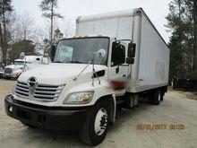 2009 Hino 268 26' Box Truck w/L