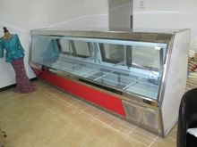 Refrigerated Butcher Case #6093