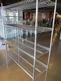 Lot of Misc. Metro Shelving #61