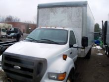 2007 Ford F650  SD XL 24' Box T