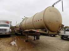2014 Troxell Crude Oil Trailer