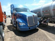 2012 Kenworth T-700 Sleeper #60