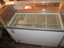 "Ice Cream Dipping Cabinet, 50""W"