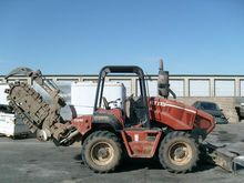 2003 Ditch Witch RT115H Trenche