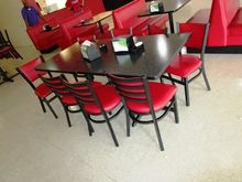 Restaurant Chairs and Tables Se