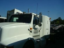 Used Semi Trucks Single Axle For Sale Freightliner