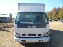 2006 Isuzu NPR 16' Box Truck #6