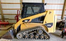 2011 Caterpillar 247B3 Skid Ste