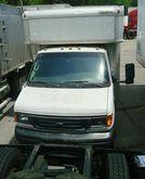 2006 Ford E450 14' Cutaway Van