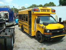 2010 Chevrolet 3500 School Bus,