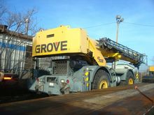 2007 Grove RT760 E Rough Terrai