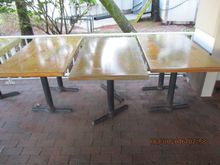 Misc. Lot of Restaurant Tables