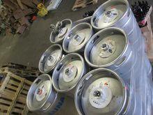 (34) 1/2 Barrel Beer Kegs #7013