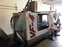 1998 HAAS VF-4 Vertical Machini