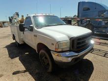 2003 Ford F350 XL 4x4 Mechanics