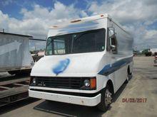 2003 Freightliner MT45 Step Van
