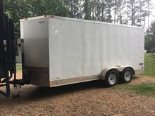 '16 Freedom 7x16 Enclosed Trail