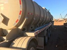 2014 Dragon Tanker Trailer #610