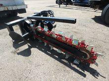TMG Industrial TR900/200 Skid S
