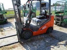 2016 Heli 5,000 Lb. Forklift  (