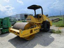 Sakai SV412D Compactor #6083699