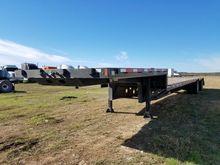 2015 Doonan 53x102 Step Deck Tr