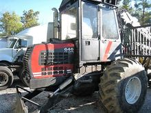 1997 Valmet 646 Forwarder #6093