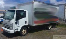 2008 Isuzu NPR 16' Box Truck #7