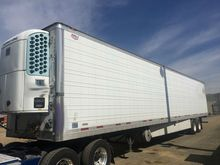 2011 Wabash 53x102 Reefer Trail