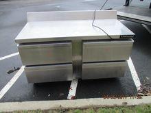 "Continental 60"" Worktop Refrige"