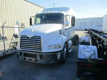 2009 Mack CXU613 Sleeper (Non-R