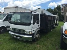 2009 Ford LCF Landscaping Truck