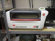 2014 Gravograph LS100 CO2 Laser