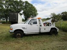 1996 Ford F450 Self Loader Wrec