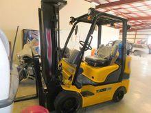 2015 Hyundai 30LC-7A Forklift;