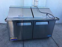 "Turbo Air 60"" Refrigerated Prep"