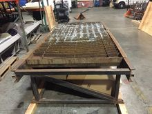 Tracker 4 x 8 Plasma Cutting Ta