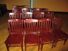 Restaurant Chairs & Tables #612