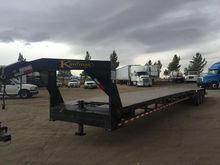 """2016 Kaufman 51'x102"""" Two Truck"""